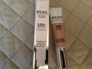 It-Cosmetics-Bye-Bye-Foundation-Full-Coverage-Moisturizer-SPF-50-fair-AUTHENTIC