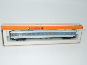 Kl Blau/weiß Punctual Timing Arnold Spur N 3824 Personenwagen 2 Toys & Hobbies Passenger Cars