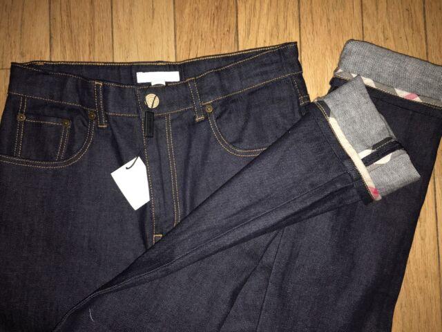 094476efc8b5 Burberry Boys  Slim-fit Jeans Dark Indigo 14 for sale online