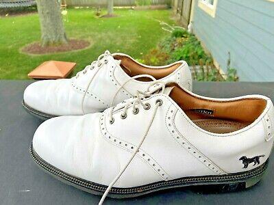 White Saddle Shoes 10.5 W Labrador   eBay