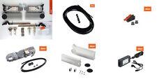 Blum Aventos HF Bi-fold lift system Standard/SERVO-DRIVE 20F2800.05 grey SET
