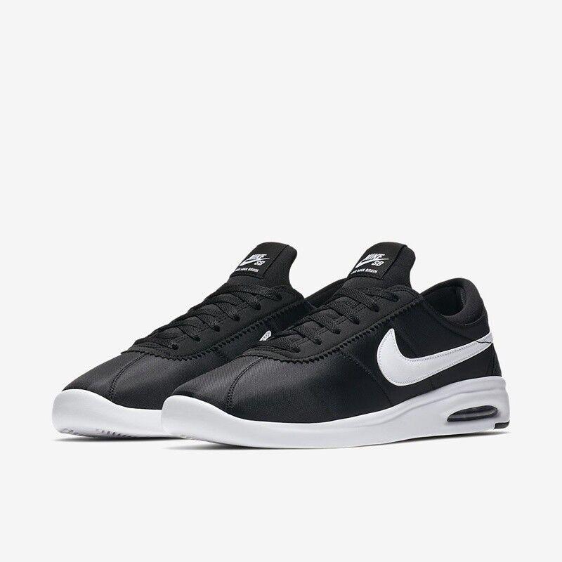 REGNO Unito 9 Nike SB AIR MAX Bruin Vapor Da Uomo LO SKATEBOARD Scarpe Da Ginnastica EU 44 (AH4257 001)