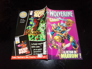 Wolverine-N-57-Marvel-France-1re-serie-Tres-Bel-etat