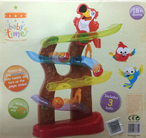 Jungle Tumbler Baby Time ** GREAT GIFT ** Kid Toy 18 Months +