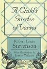 A Child's Garden of Verses by Robert Louis Stevenson (1997, Hardcover, Large Type)
