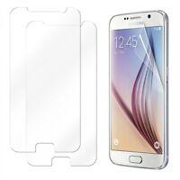 2 X Display Schutz Folie Für Samsung Galaxy S6 Smartphone Zubehör Handy Set Klar