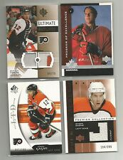GAGNE LOT 97-98 UD RC UD ULTIMATE JERSEY PATCH