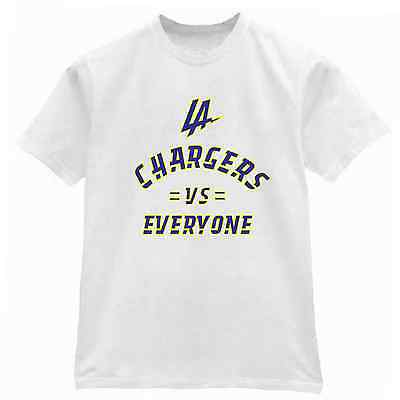 e9db33b7 LA Chargers Shirt Los Angeles Football Fan Gear 213 NFL 2017 New Logo CA  Cali 1 | eBay