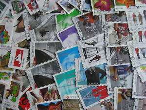 Canada-53-different-used-2012-stamps-Mixed-condition-Check-them-out