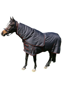 Unicorn 6 Waterproof Turnout Horse Rug With Detachable