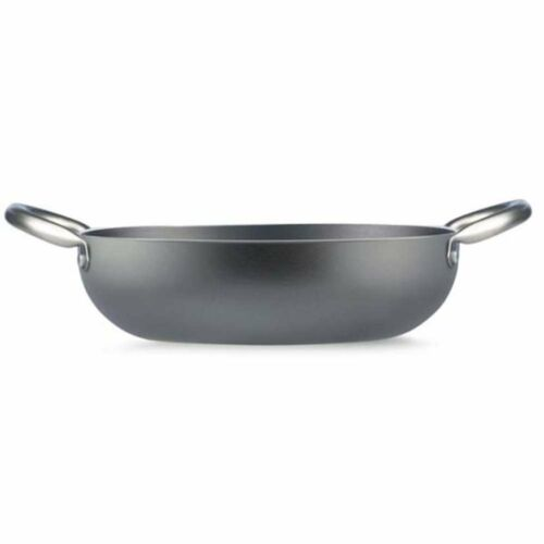Silex Xenox Jumbo Professional Skillet with 2 Handles-36 cm Stainless Steel,