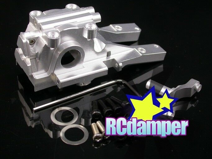ALUMINUM FRONT DIFF GEAR BOX S TRAXXAS 1/16 MINI E REVO SUMMIT SLASH RALLY VXL