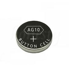 12X Button Cell Battery For AG10 1.55V LR1130 LR54 L1131 SR1130 Bicycle Lamp