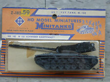 Roco / Herpa Minitanks (NEW) Modern US M-103 Heavy Tank Lot #1540