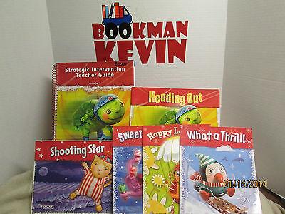 Harcourt Storytown Grade 1 Strategic Intervention Teacher Guide VG W Workbooks 9780153654978 EBay