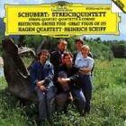 Schubert String Quintet D956 / Beethoven Grosse Fuge Op. 133 Audio CD