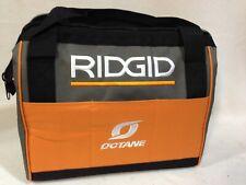 """903209091 RIDGID Heavy Duty Contractors Tool Bag 12/"""" x 9/"""" x 8/""""  Drill Imp//Driver"""