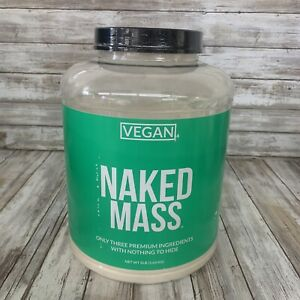 Chocolate Naked Mass - All Natural Weight Gainer Protein