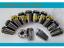 「DE」1.5KW ER11 CNC Spindel Wassergekühlter Fräsmotor/&VFD/&80mm/&Pumpe/&Tube/&Collets