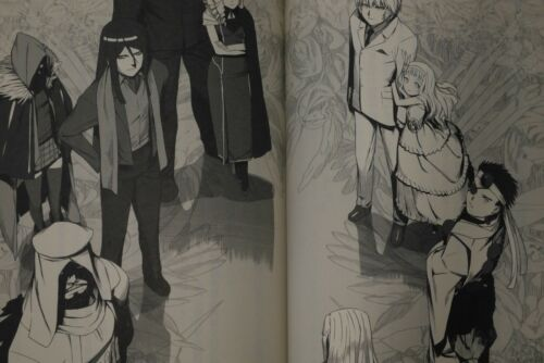 JAPAN Makoto Sanda novel Lord El-Melloi II-Sei no Jikenbo vol.1 Type-Moon Book
