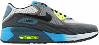 Nike Air Max Lunar 90 C3.0 shoe size 11.5 631744-003 Mens Grey Night Factor Blue