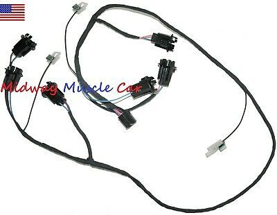 rear body tail light wiring harness 63 64 Pontiac Grand Prix GP G/P | eBay | Rear Wiring Harness |  | eBay