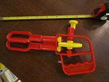 Fisher Price Fun with Food Hand Mixer Red Yellow Pretend Play toy Mixing Part