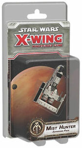 Star-Wars-X-Wing-Mist-Hunter-Expansion-Paquet-SWX41-Envoye-Premiere