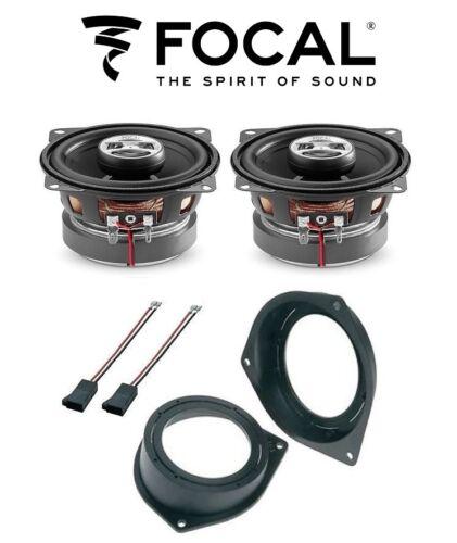 FOCAL Kit 2 casse per FIAT GRANDE PUNTO con SUPPORTI PHONOCAR /> POSTERIORI