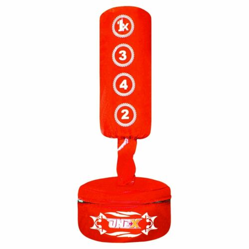Onex Kids//Junior Boxing FREE STANDING Punch bag Set Freestanding Bag Training