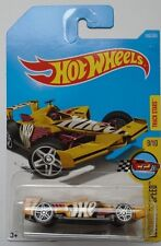 2017 Hot Wheels LEGENDS OF SPEED 9/10 Winning Formula 148/365 (Yellow)(Int. Card