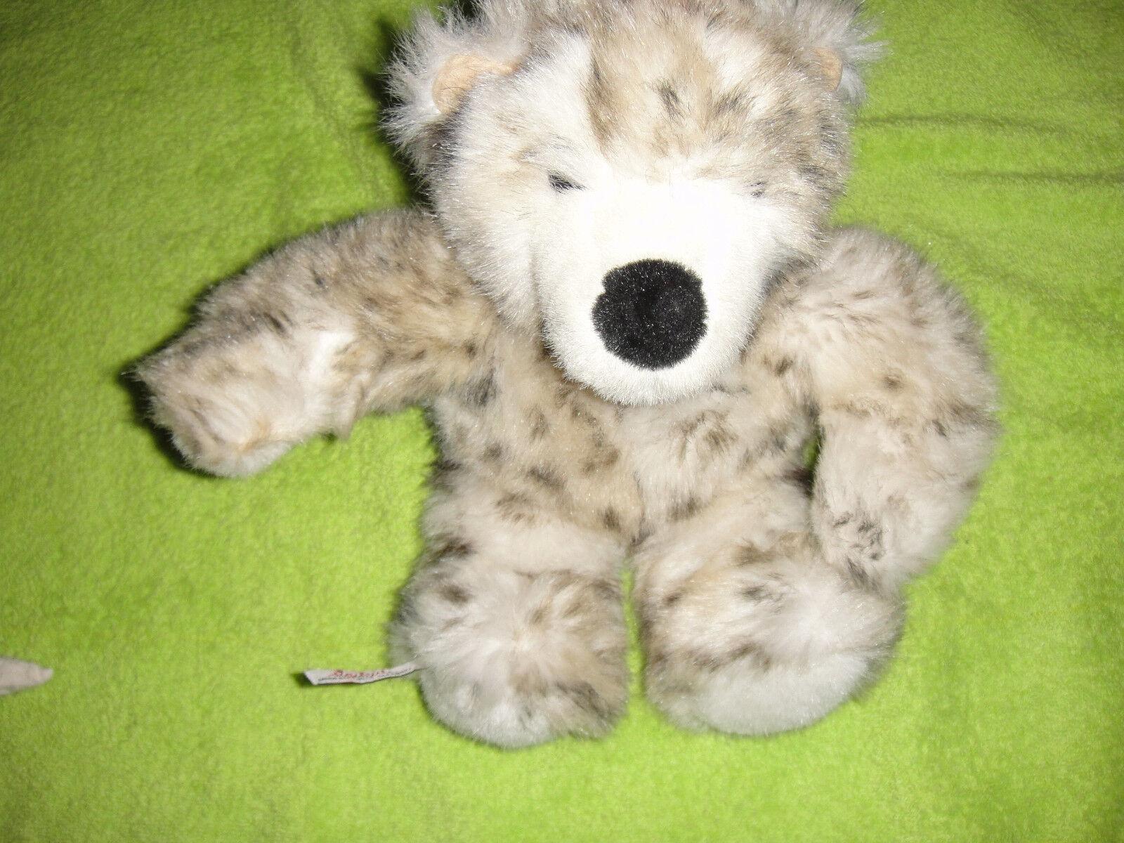 Schmusetier : Kuscheltier : BEASTS Eisbär Bär Sigikid Sigikid Sigikid Zottel Katze Tiger Hund 051a3b