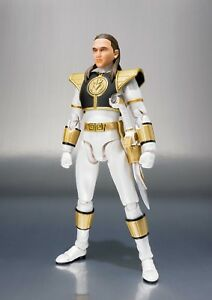 Mighty Morphin Power Rangers - Figurine d'action White Ranger S.h.figuarts (bandai) 4573102552846
