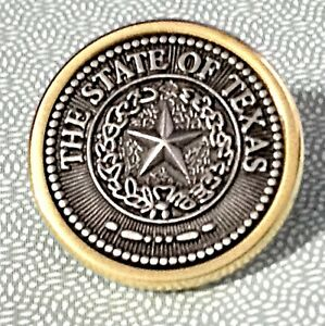 Texas-State-Seal-Hat-Pin-Tie-Tack-Free-Shipping
