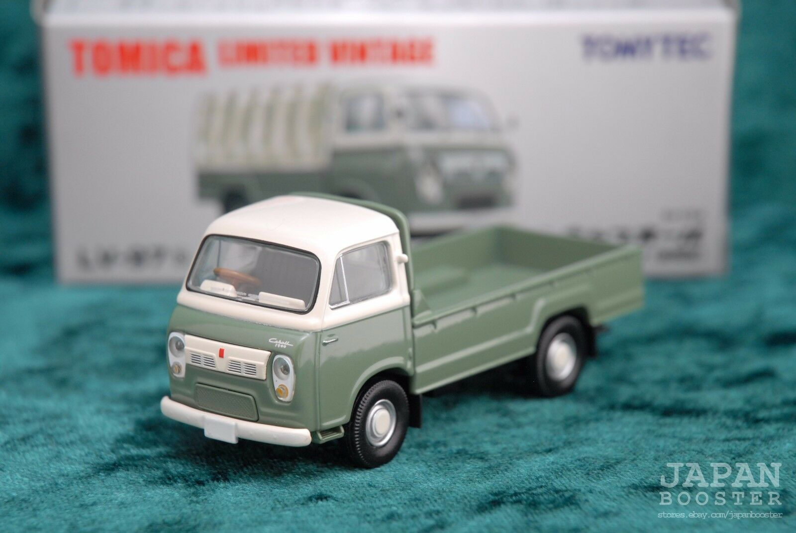 Tomytec Tomy Tomica Vintage Lv 97b Nissan Caball 1900 1 64 For Sale Online Ebay