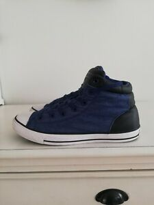 converse all star noire jean
