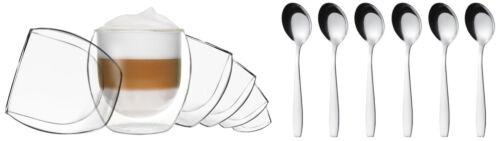 SPOON//Latte Macchiato Cocktail Espresso Duos Double-Walled Thermo Glasses