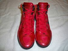 New Nike Zoom Hyperdunk high top basketball Shoes Size 13 Red