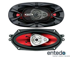 2-BOSS-AUDIO-CH4330-Lautsprecher-Speaker-Boxen-Auto-Car-Hifi-Set-KFZ-LKW-PKW-NEU