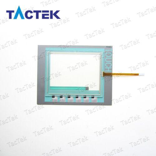 6AV6 647-0AD11-3AX0 Touch Screen for 6AV6647-0AD11-3AX0 KTP600 Membrane Keypad