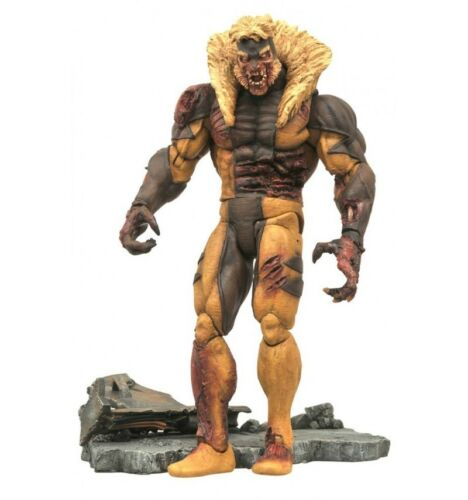 Diamond Marvel Select figurine Zombie Sabretooth