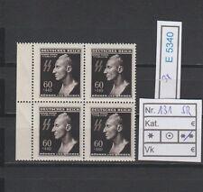 (E5340) B&M. Nr.131** im 4er Block mit Seitenrand