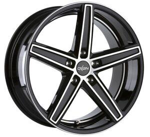 Jantes-Oxigin-18-Concave-7-5x19-ET40-5x114-SWFP-pour-Toyota-Auris-Verso