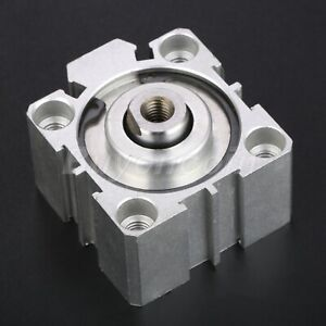 Pneumatic Air Cylinder SDA40-5 40mm Bore 10mm Stroke Aluminum Alloy UK SELLER
