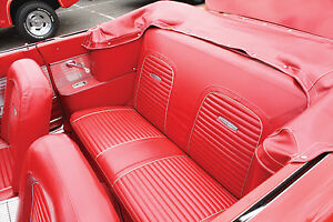 1963 Ford Falcon Convertible Top Boot New Oem Reproduction Ebay
