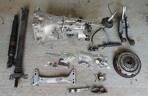 bmw e36 5 velocidades de transmisi n manual de 92 99 318 325 328 m rh ebay com e36 manual conversion kit e36 manual transmission swap kit