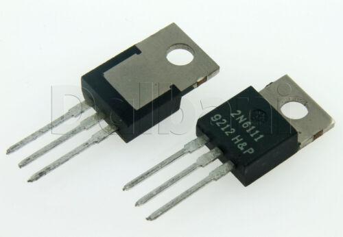 2N6111 Original New SGS Transistor