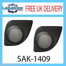 SAK-1409 FIAT PUNTO 165MM FRONT DOOR SPEAKER FITTING ADAPTORS MK2 1999 - 2003