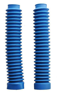 Blue Fork Gaiters for: Honda XL600 LMF 85-86