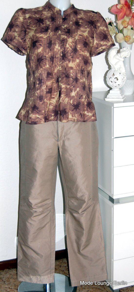 Pantalon purple Noa Noa pantalon pantalon